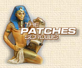 The Patches Scrolls Logo